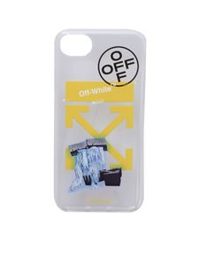 Off-White - Ice Man Cover for iPhone 8