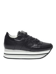 Philippe Model - Black Eild sneakers