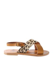 K. Jacques - Animalier Osorno sandals