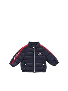 Moncler Jr - Acteon Moncler down jacket in blue