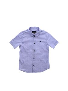 Emporio Armani - Emporio Armani light blue shirt