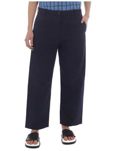 Nine in the morning - Blue Good Time trousers