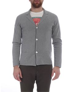 Zanone - Zanone gray knitted jacket