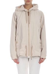 Woolrich - Ivory white Erie jacket