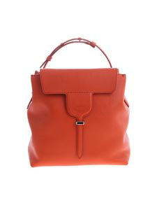 Tod's - Orange leather Tod's cross-body bag