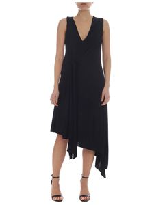 Pinko - Black sleeveless Aylin dress