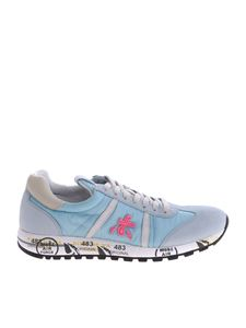 Premiata - Light blue Lucy sneakers