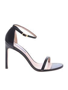 Stuart Weitzman - Black Nudistsong sandals