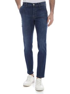 Re-HasH - Blue Mariotto jeans