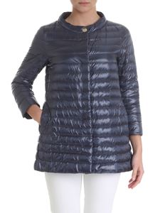 Herno - Blue Rossella down jacket