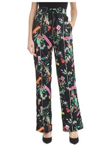 Pinko - Black Bice trousers