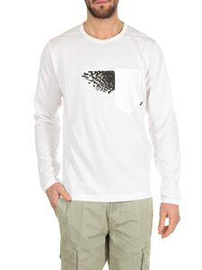 Stone Island - White Shadow Project long sleeve t-shirt