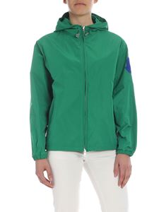 Moncler - Alexandrite Moncler jacket in green