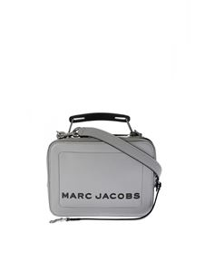 Marc by Marc Jacobs - The Mini Box grey bag