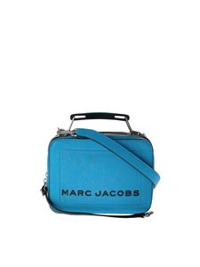 Marc by Marc Jacobs - The Mini Box bag in bright blue