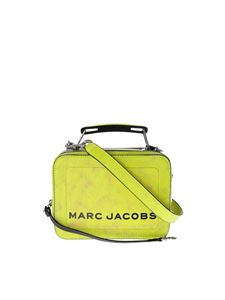 Marc by Marc Jacobs - The Mini Box bag in bright yellow