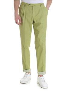 PT01 - Green trousers Cinema Damare collection