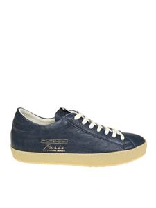 Philippe Model - Paris Vintage L blue sneakers