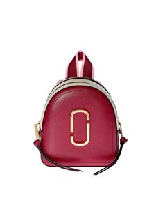 Marc by Marc Jacobs - Red backpack with logo
