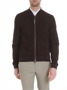 S.W.O.R.D. - Brown suede jacket