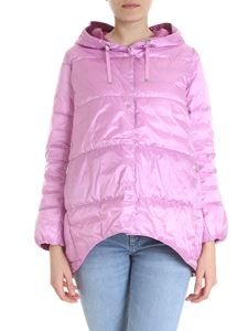 ADD - Pink reversible down jacket