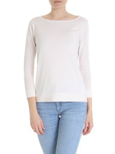 Max Mara Weekend - Knitted pullover with wide collar