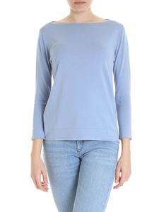Max Mara Weekend - Knitted sweater in light blue