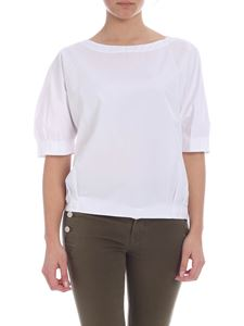 Barba - Barba blouse in white