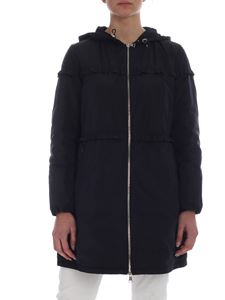 Moncler - Luxembourg parka in black
