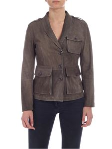 Desa 1972 - Brown suede jacket