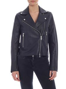 S.W.O.R.D. - Night blue biker jacket