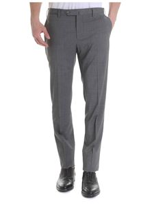 PT01 - Classic trousers in gray wool blend