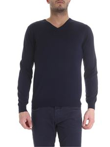 Kangra Cashmere - Pullover in silk and cotton blend