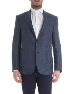 Canali - Kei jacket in wool and silk