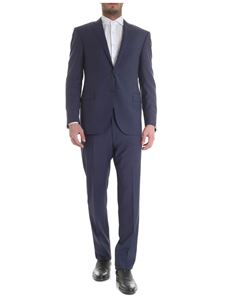Corneliani - Pinstripe two-button suit