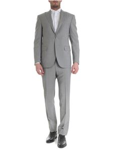 Corneliani - All-over houndstooth pattern suit