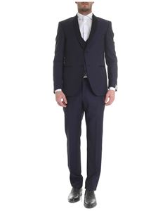 Corneliani - Diamond patterned suit