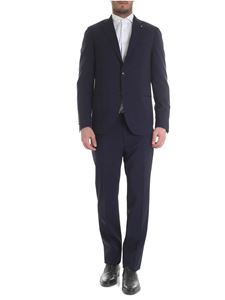 Lardini - Pinstripe two-button suit