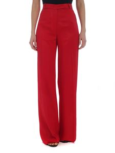 Golden Goose Deluxe Brand - Red Carrie palazzo trousers