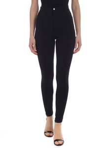 Pinko Uniqueness - Black Rueda leggings