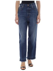 Golden Goose Deluxe Brand - Blue Kim palazzo jeans