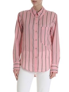 Isabel Marant Étoile - Yvana button-down shirt in pink