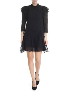 Isabel Marant Étoile - Alba dress in black cotton