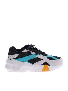 Reebok - Sneakers Aztrek Double 93 blue and black