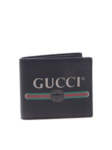 Gucci - Black Gucci beige wallet