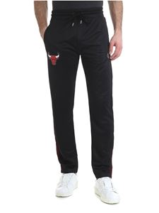 Marcelo Burlon - Chicago Bulls black trousers