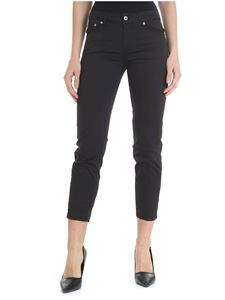 Dondup - Newdia black trousers