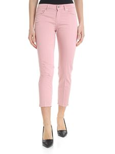 Dondup - Pink Newdia trousers