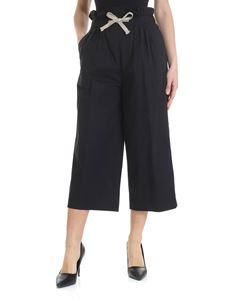 Dondup - Black Iole trousers