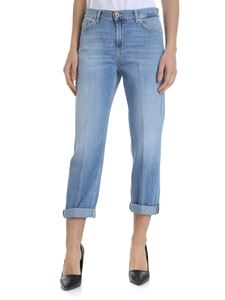 Dondup - Paige light blue jeans